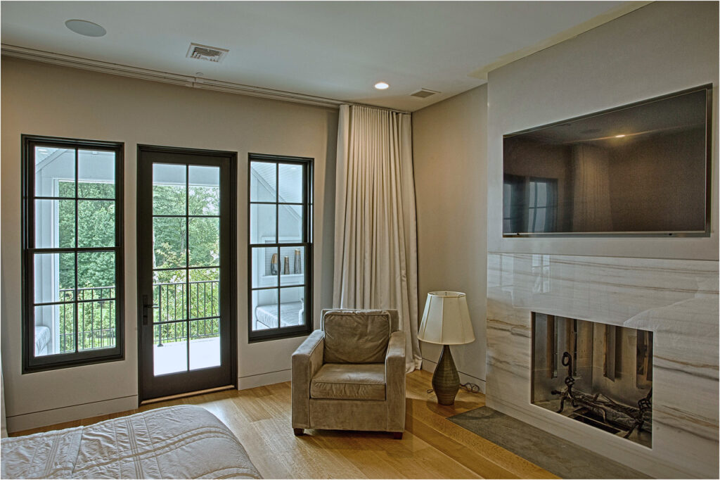 MBR FIREPLACE SURROUND